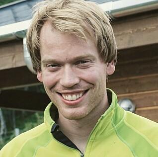 Forsker Ole Johan Sando.
