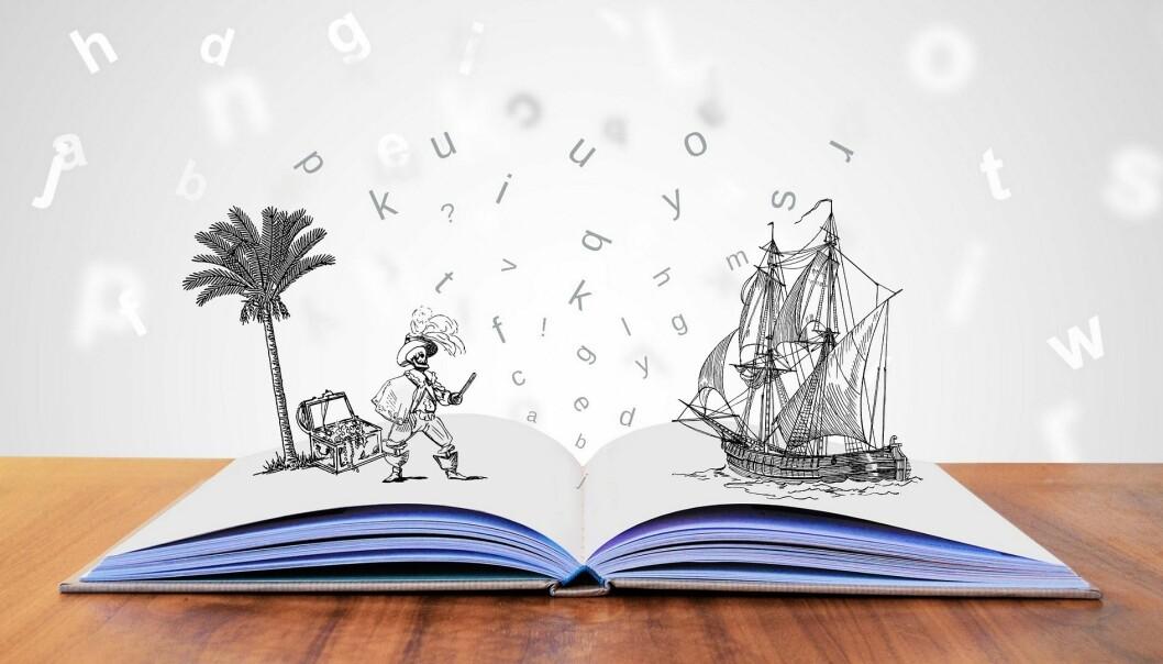 Mellom 5 og 10 prosent av befolkningen har lese- og skrivevansker på grunn av dysleks.