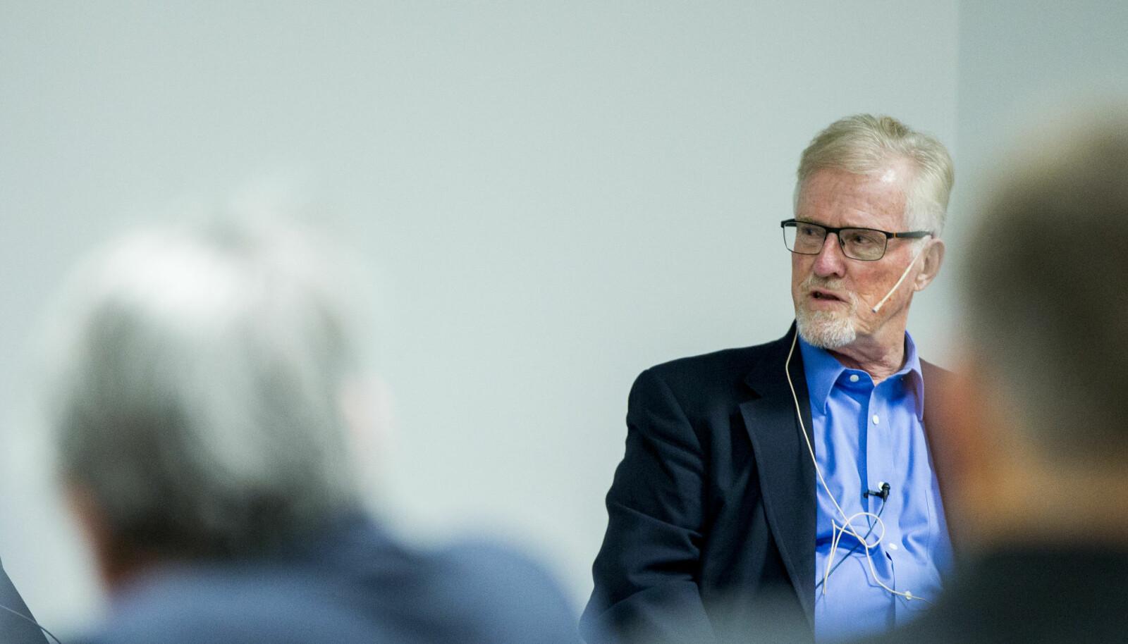 Tidligere kunnskapsminister Gudmund Hernes.