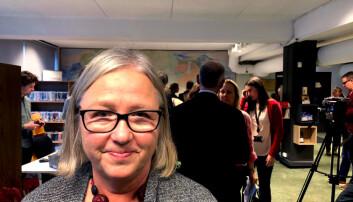Leder i Lektorlaget, Rita Helgesen.