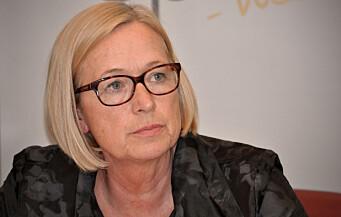 Arnstad spør Melby om læreres ytringsfrihet