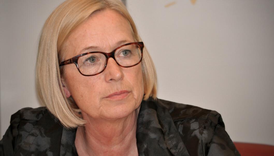Senterpartiets Marit Arnstad