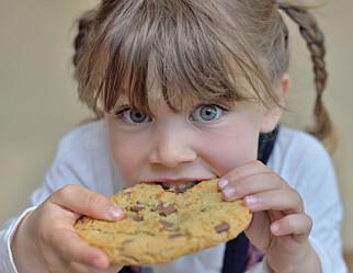 Tenk at en kjeks kan vise barns sosiale kompetanse i praksis