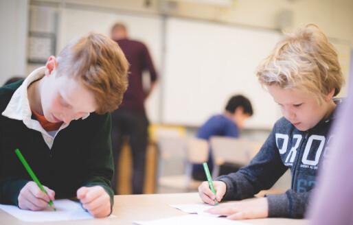 Svenske skoleresultater og statistikk blir forretningshemmeligheter
