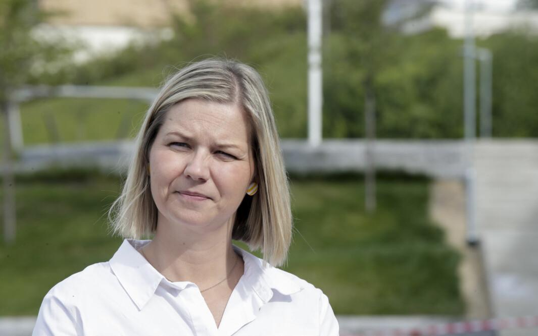 Kunnskaps- og integreringsminister Guri Melby (V)
