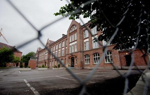 Inntak til videregående:Over fem i snitt ved seks Oslo-skoler