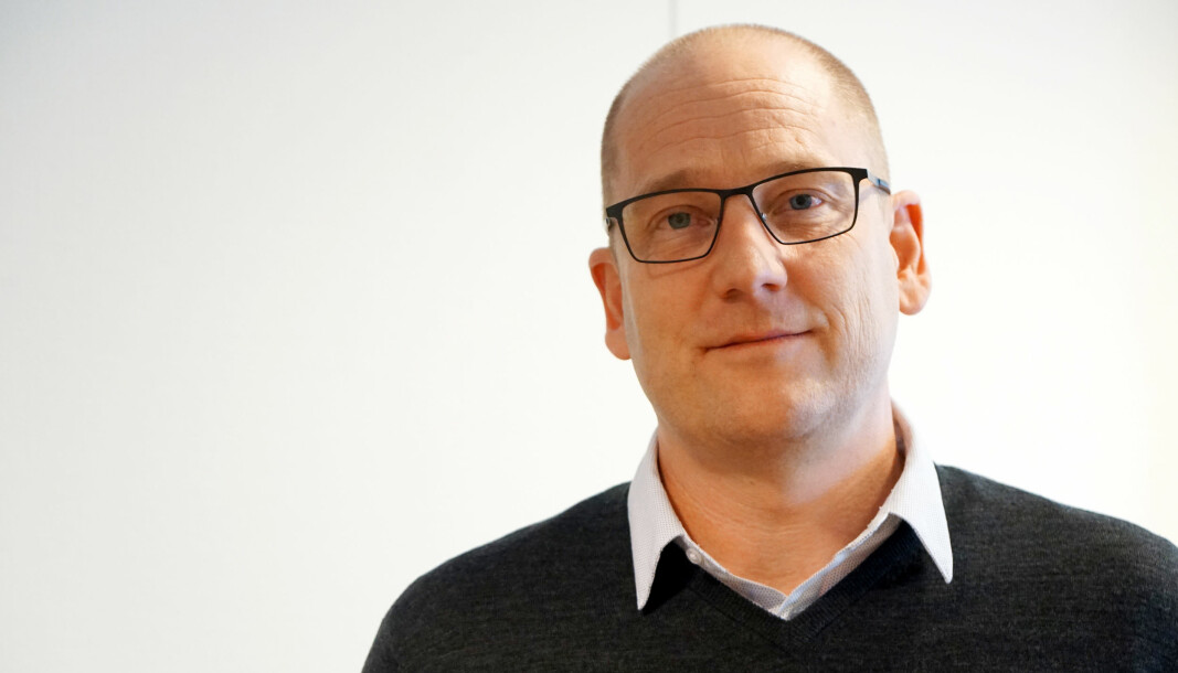 Steffen Handal er opptatt av lovbestemmelsene om arbeidsmiljø i ny opplæringslov.