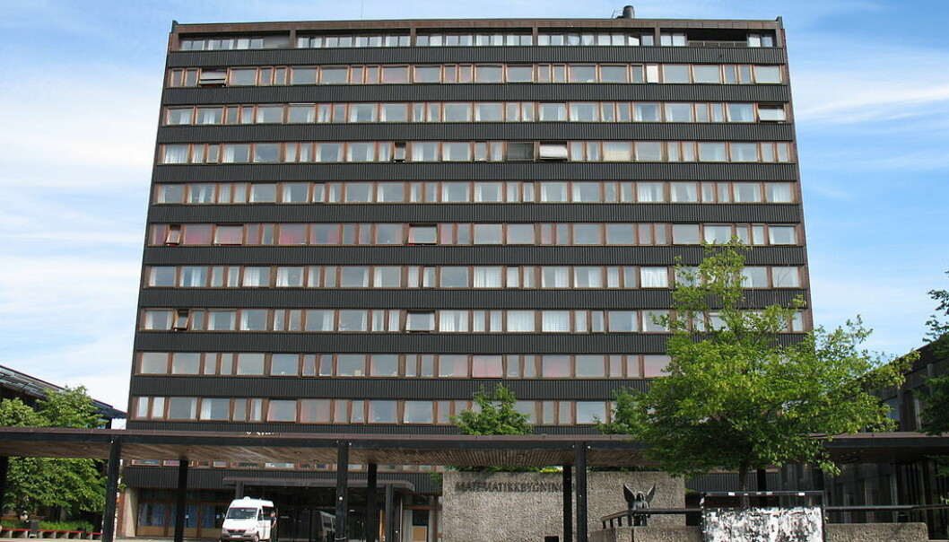 Niels Henrik Abels hus, Universitetet i Oslo.