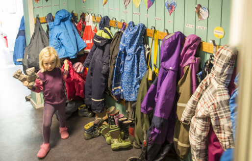 Trondheim: Dropper forslaget om permanent kortere åpningstid i barnehagene