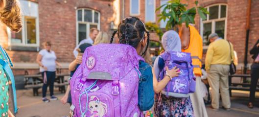 Flere kommuner mener nytt testsystem for skoler og barnehager kom for brått på