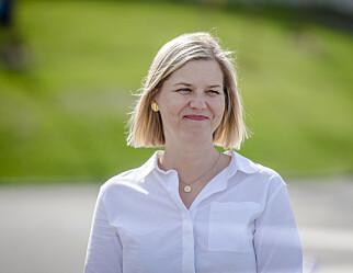 Guri Melby vil bli Venstre-leder