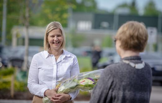 Guri Melby innstilt som ny partileder: – Venstre skal være et tydelig, liberalt parti