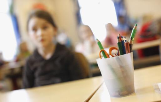 Sp ber kunnskapsministeren vurdere elevenes oppmøteplikt på skolen