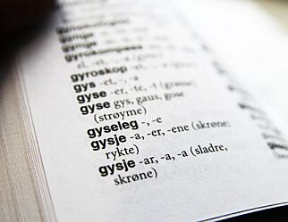 Er Utdanningsforbundet sentralt utan språkleg medvit?