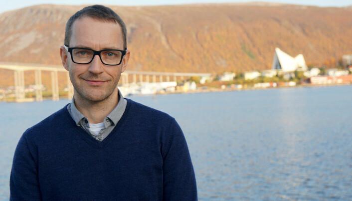 Bjarne Stenersen.