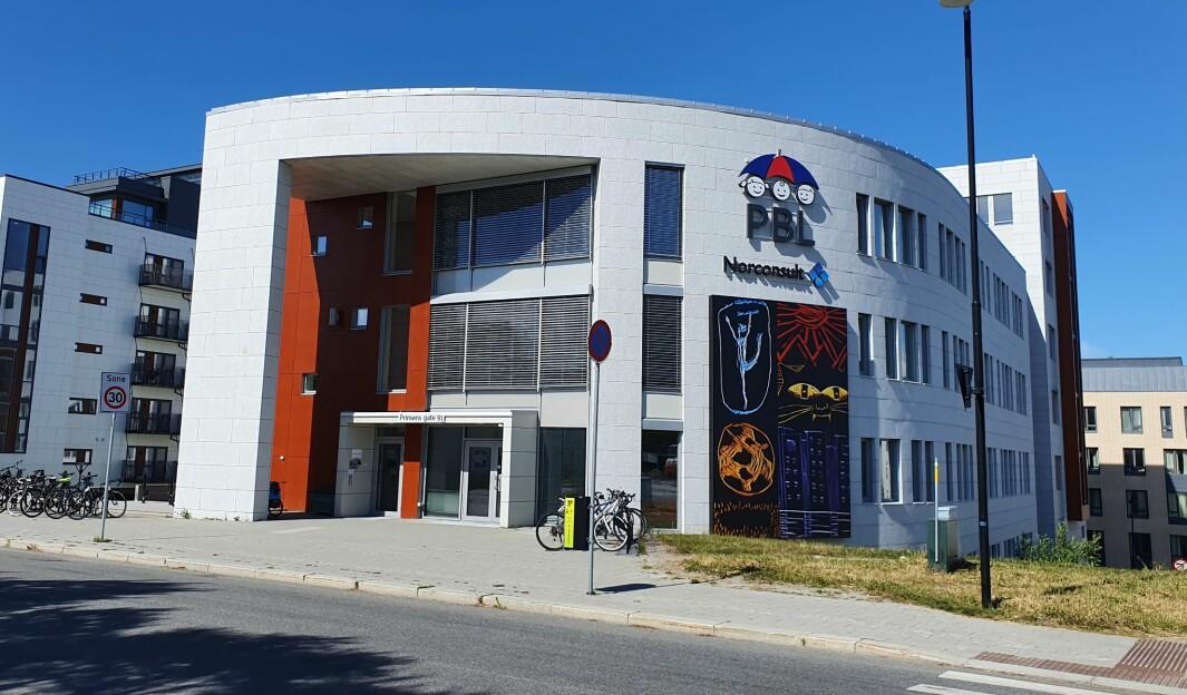 PBLs lokaler i Bodø.