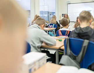 Høyre vil ha fraværsgrense også i ungdomsskolen