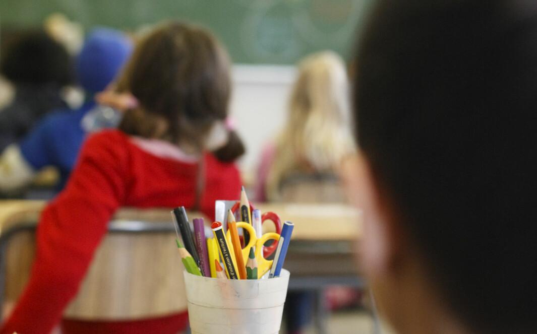 På ti år har andelen privatskoler økt fra 5 til 9 prosent.