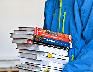 Elevene trenger nye lærebøker – hvor er regjeringen?