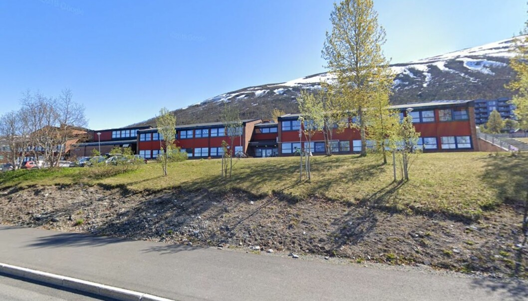 Lunheim skole i Tromsø.