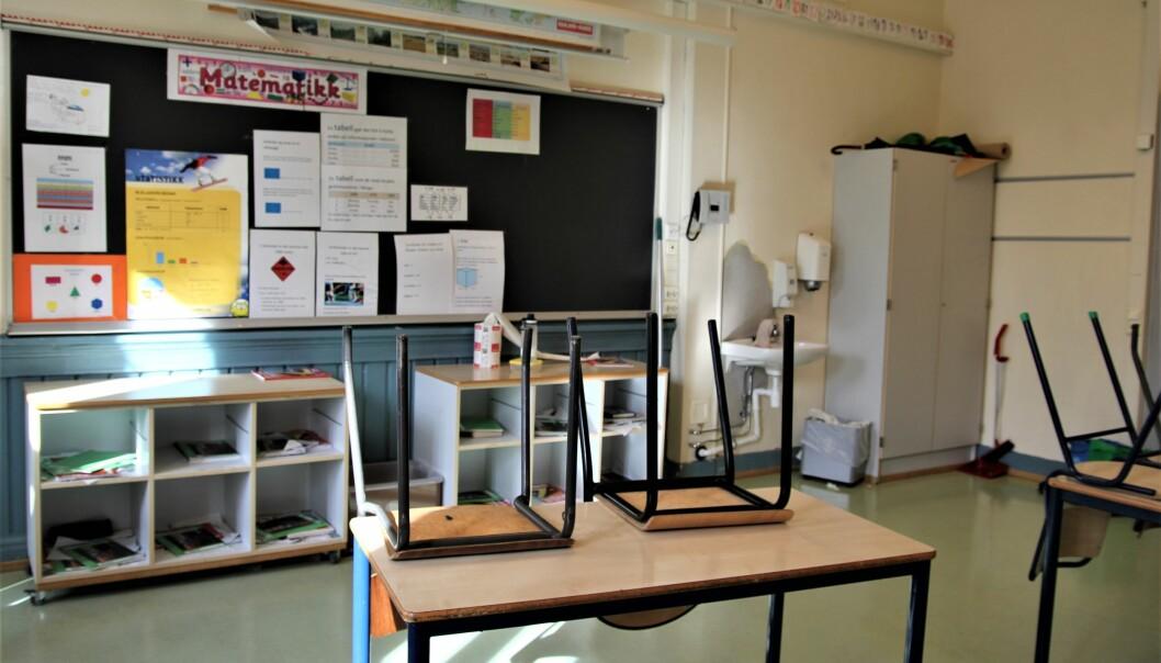 Rektorer i Stavanger frykter de må permittere klasser på grunn av høyt sykefravær.