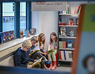 Vil ha skjerpet lovgivning for skolebibliotekene