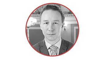 Jon Christian Fløysvik Nordrum, <br>leder av utvalget