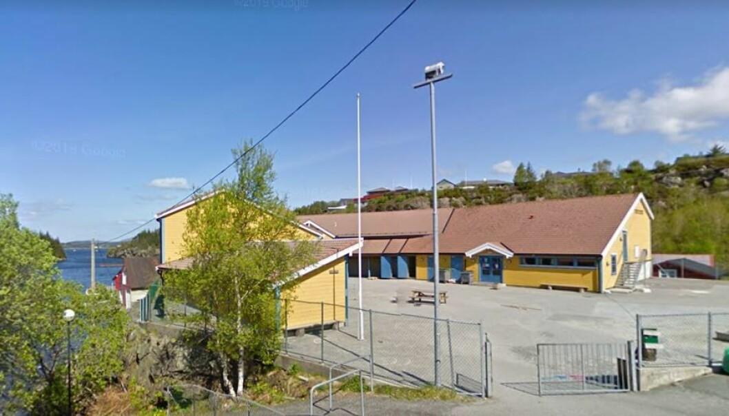 Tre skoleklasser ved Træet skule er i karantene.