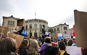 Neste skolestreik er i emning – digitalt