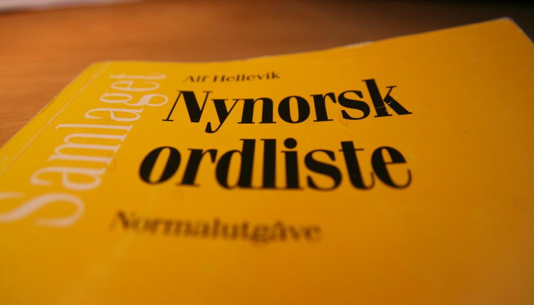 Debatten om nynorsk og Utdanningsforbundet fortsett.
