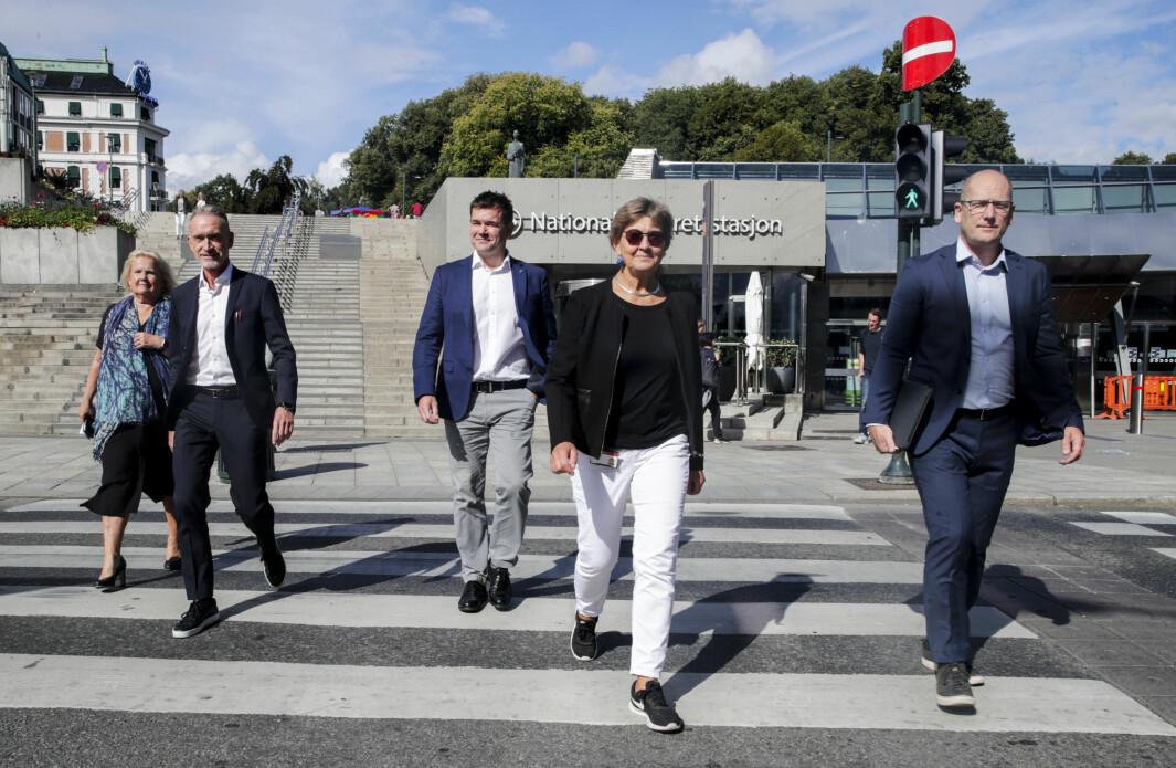 Partene i kommunal sektor vil ha et møte med statsministeren om korona-situasjonen.