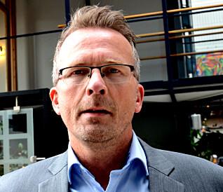Geir Røsvoll, leder for Trøndelag UDF.
