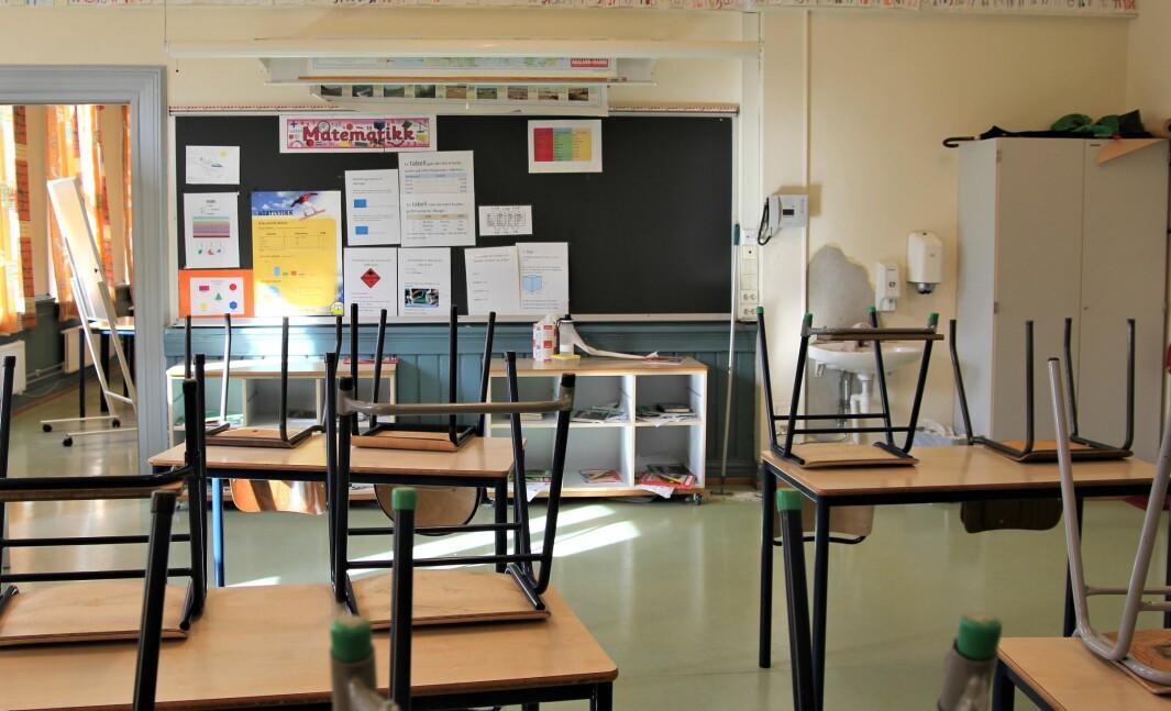 Det er meldt om korona-smitte ved 20 skoler i Oslo.