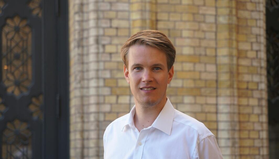 Torstein Tvedt Solberg mener regjeringen bør se til Sverige som bevilger 10 milliarder i velferdsmidler.