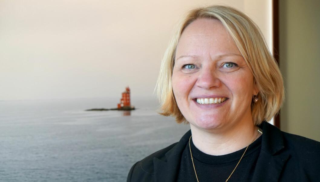 – Anne Lindboe er på grensen til usaklig i sin mangel på presisjon, skriver Mona Fagerås (SV).