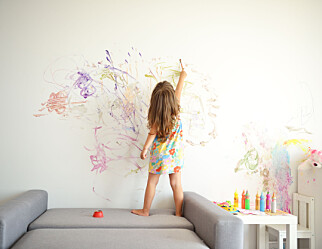 Barnehagene jobber minst med kunst og kultur: – Blir kanskje sett på som mindre viktig