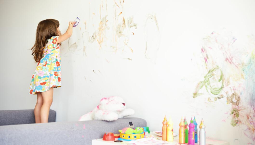 MEST MED MUSIKK: Innenfor de estetiske fagene jobber barnehagene mest med musikk, deretter kunst, dans og drama, ifølge forskning.