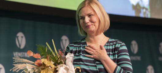Kunnskapsministeren blir ny Venstre-leder