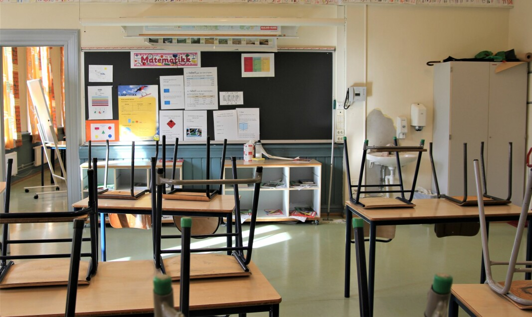 Frem til høstferien mistet Oslo-elever over 13.000 dager med undervisning.