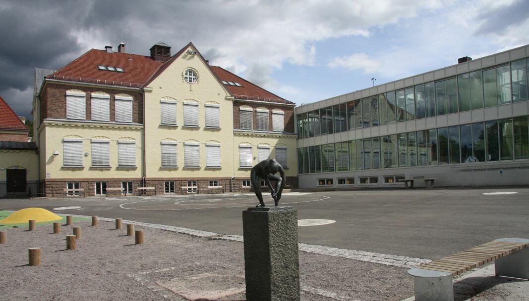 Tåsen skole og alle andre Osloskoler skal finansieres på en ny måte. Ny finansieringsmodell skal nå på høring.
