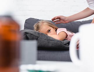 Krev betre rettar for foreldre som må vere heime med sjuke barn