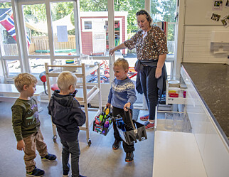Satte barna i jobb – fikk sykefraværet ned