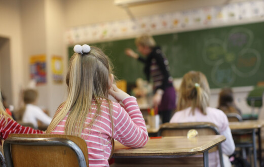 SV stryker heldagsskolen i nytt programforslag