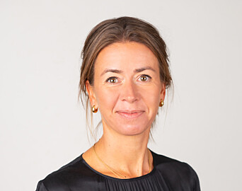 Heidi Austlid, administrerende direktør i Forleggerforeningen.