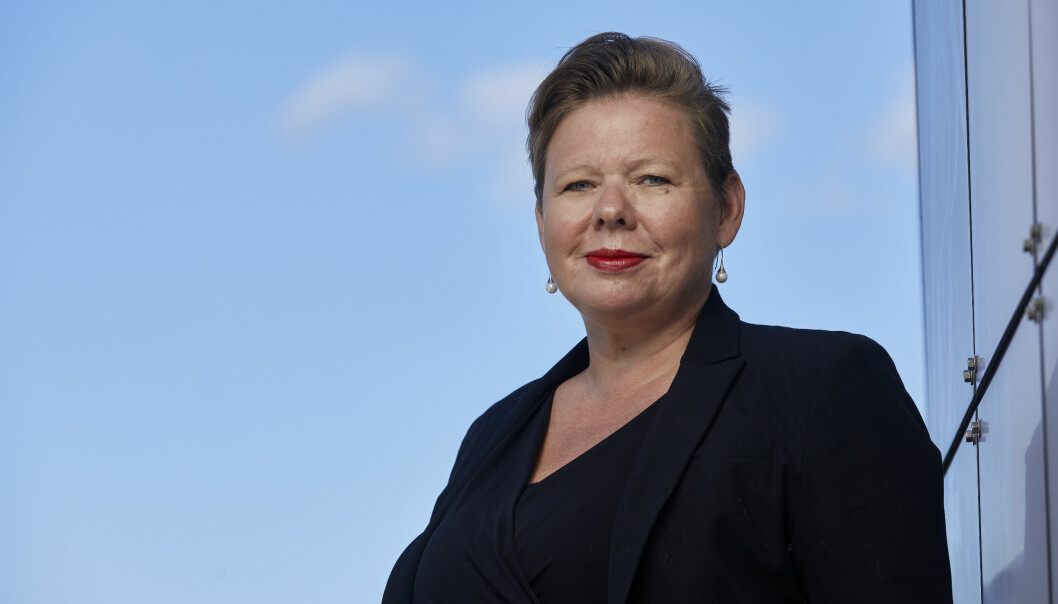 Siv Henriette Jacobsen (Ap), fylkesråd for utdanning og kompetanse i Viken fylkeskommune.