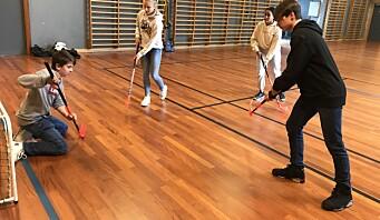 Elever mener fysisk aktivitet gir mer motivasjon og bedre skolemiljø