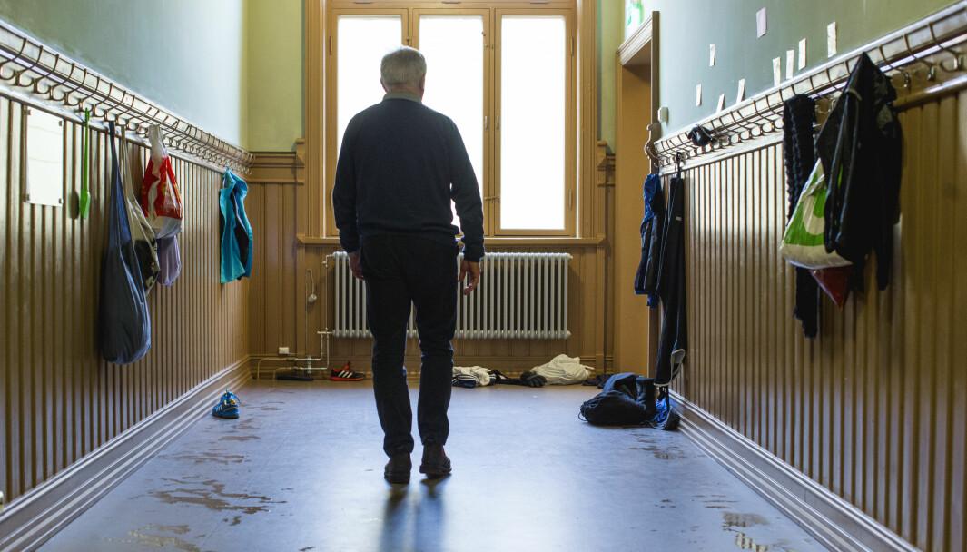 Det er flere vikarer i videregående skole i Oslo enn ellers i landet.