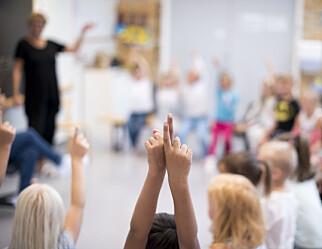 Regjeringen varsler en oppklaring om ukvalifiserte lærere innen juni 2021