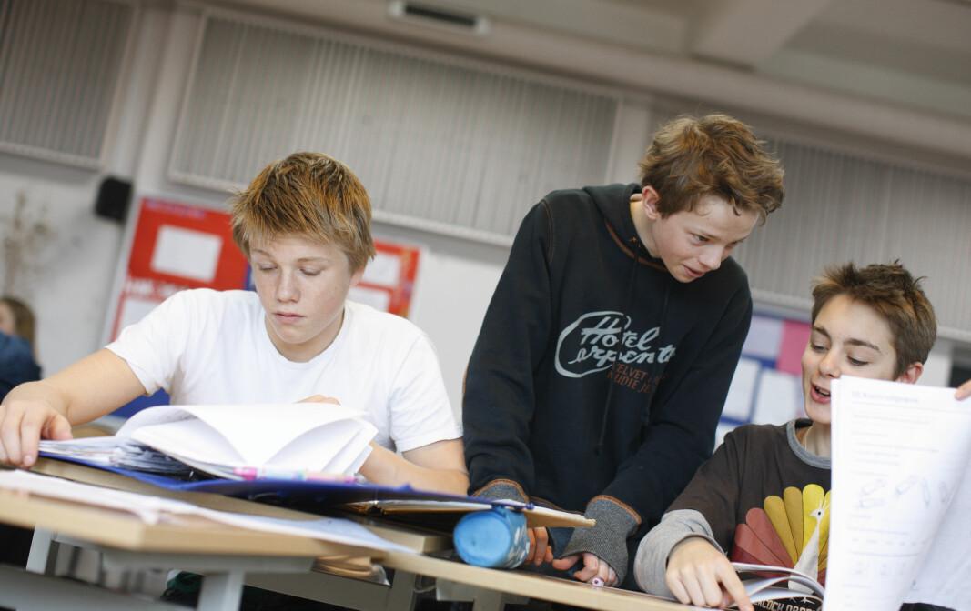 Norske 15-åringer vet ikke hvordan de kan undersøke om kildene er til å stole på.