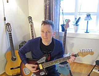 Tom får respons fra hele verden når han spiller Nirvana